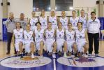 Il plauso della città alle campionesse di basket della Olimpia Sport's School Pesaro
